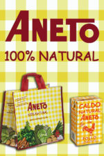 Todos los finishes y voluntarios recibirán un Brik de Caldo Aneto + Bolsa Aneto gracias a la colaboración de CALDO ANETO 100% Natural.